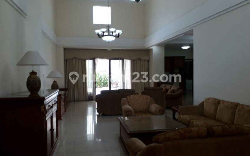 Nice Solid House in Pondok Indah – South Jakarta